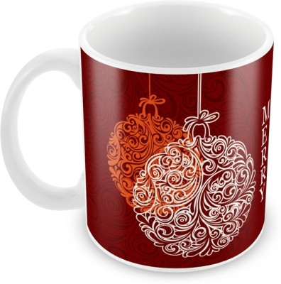 AKUP merry-christmas Ceramic Mug