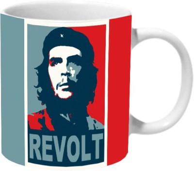 Mooch Wale Che Guevara Revolt Ceramic Mug