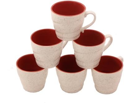 Aarzool Duo tone twisted line Ceramic Mug