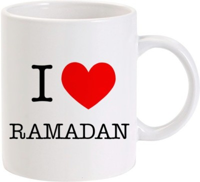 Lolprint 015 I Love Ramadan Ceramic Mug