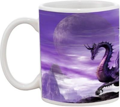 Goonlineshop Cool Dragon Ceramic Mug