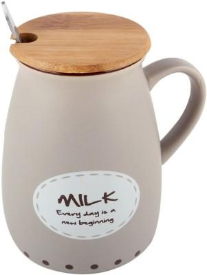 High Living /White/01 Ceramic Mug