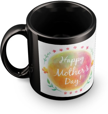 posterchacha Happy Mothers Day Best Mom In The World Ever Black Tea And Coffee To Gift To Mother Ceramic Mug