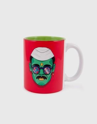 Kulture Shop Kultureshop Dabbawala  Ceramic Mug