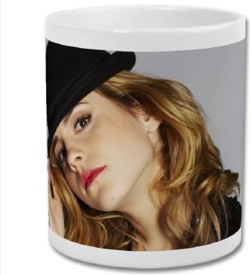 ShopTwiz Emma Watson Ceramic Mug