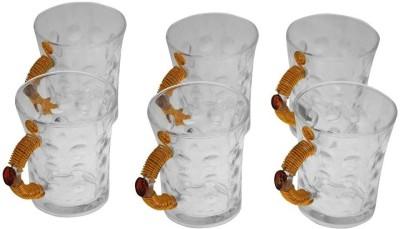 JewelKraft Designs Bubble 1421 Glass Mug