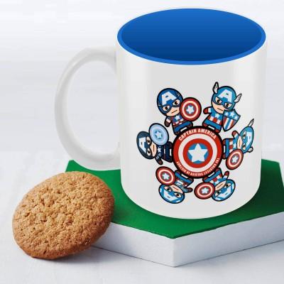Marvel Captain America Officially Licensed Ceramic Mug
