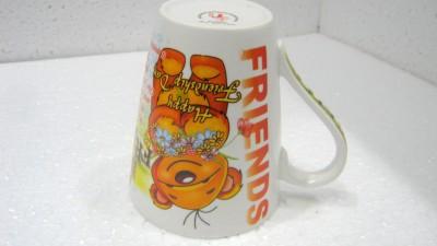 upc friends Bone China Mug