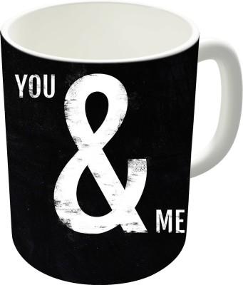 The Fappy Store You & Me Ceramic Mug
