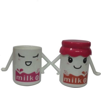 Dayinternational Milky Face Ceramic Mug