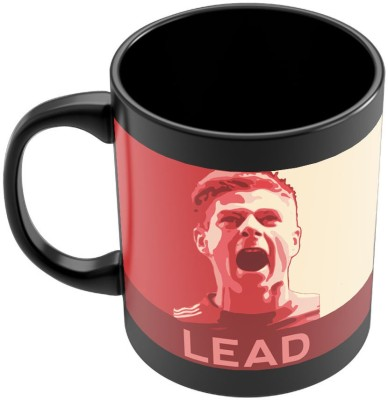 PosterGuy Gerard Liverpool Score Football and Sports Legends Ceramic Mug