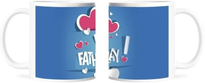 Refeel Gifts Happy Father,S Day Ceramic Mug