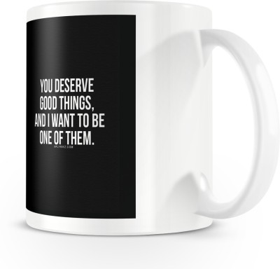 posterchacha I Want To Be One Of Them White Tea And Coffee For Gift Use For Girlfriend And Loved One Bone China Mug