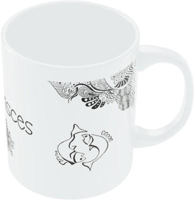 PosterGuy Pisces Zodiac Sign Ceramic Mug