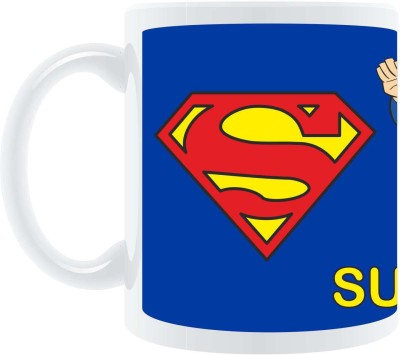 AB Posters Superman Logo Ceramic Mug