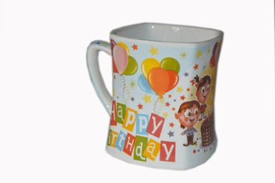 MGPLifestyle Lovely Happy Birthday Coffee  Ceramic Mug