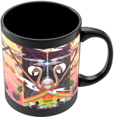 PosterGuy The World of Pyschedelic Stuff Concept Art Ceramic Mug