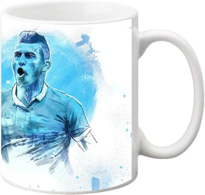 ezyPRNT Kun The Footballer Ceramic Mug