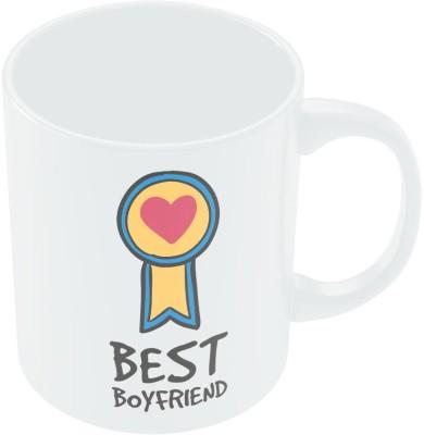 PosterGuy Best Boyfriend Valentine,s Day Coffee Ceramic Mug