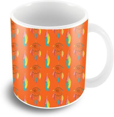 Thecrazyme Dreamcatcher Ceramic Mug