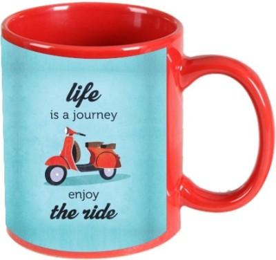Printland My Ride PMR0140 Ceramic Mug