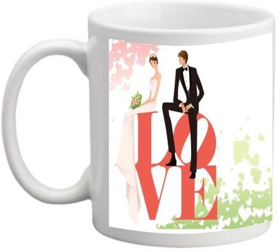 Printocare I Love You  all new Ceramic Mug