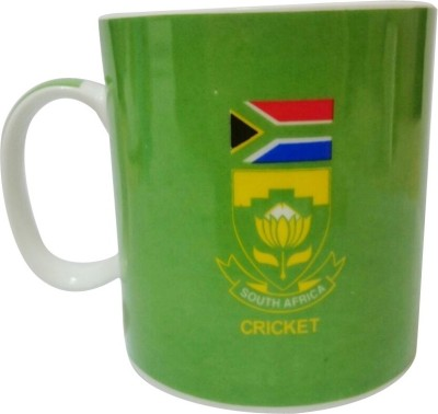 ICC Official T20 Cricket World Cup South Africa Team Merchandise - Ceramic  Ceramic Mug