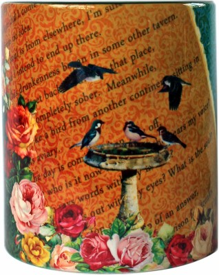 RangRasia RoseGarden TWO CM Ceramic Mug