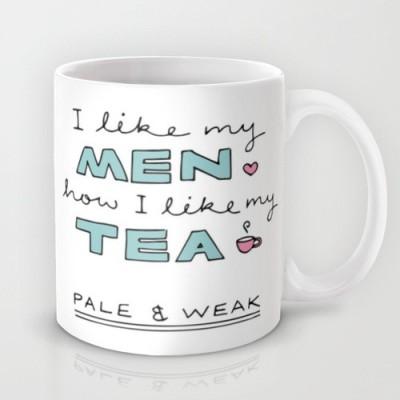 Astrode Men And Tea Ceramic Mug