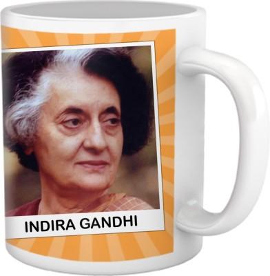 Tiedribbons My Daughter,My Pride Collection_Indira Gandhi Ceramic Mug