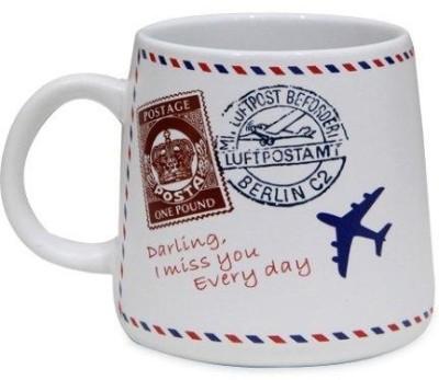 Gifts By Meeta GIFTS695 Ceramic Mug