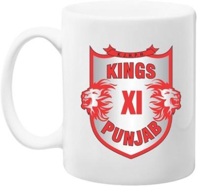 Gifts By Meeta Kings XI Punjab Ceramic Mug