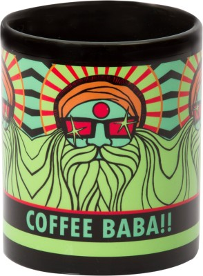 Design Guns Babaji Ceramic Mug