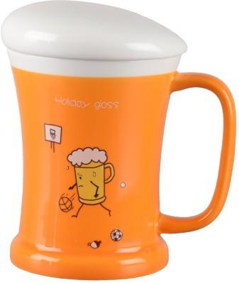 Dharmaraj links COFFEE MUG Ceramic Mug