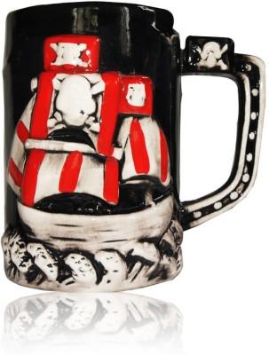 DRL DRL Pirate Sail Beer  Porcelain Mug
