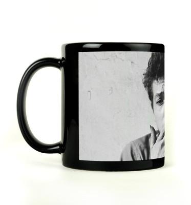 AURRA PRINTED BLACK-185 Ceramic Mug