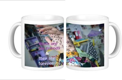 Shopmillions My Friend Forever Ceramic Mug