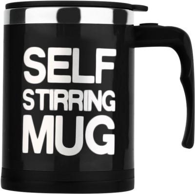 PBA KFK9223-Black Plastic Mug