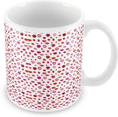 AKUP semi patterns Ceramic Mug
