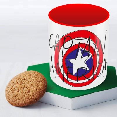 Marvel Captain America avenger Officially Licensed Ceramic Mug