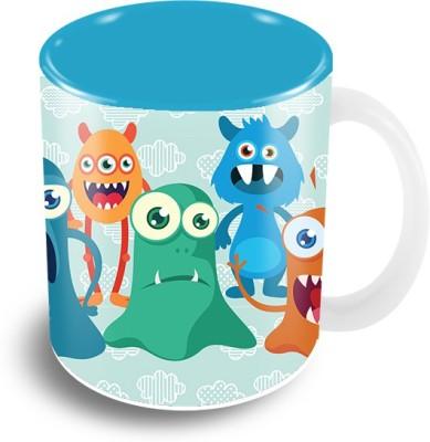 Thecrazyme Monsters Movie Coffee Ceramic Mug
