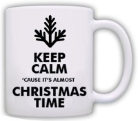 Muggies Magic Twigs Ornament Christmas Gift 11 Oz Ceramic-129 Ceramic Mug(325 ml) best price on Flipkart @ Rs. 449