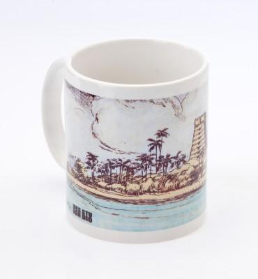 Ashvita Design Studio Temple Porcelain Mug
