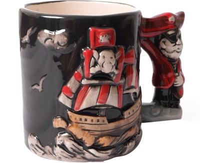 Emerge Fearsome Pirate Ceramic Mug
