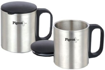 Pigeon Double Wall Stainless Steel Mug