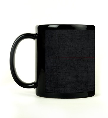 Shoperite No Giving Up Ceramic Mug