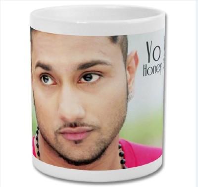 ShopTwiz Yo Yo Honey Singh Ceramic Mug