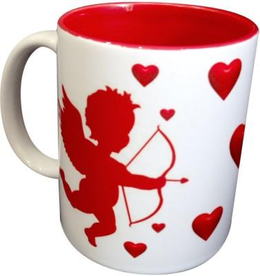 Luxury Gifts By Nikki Cupid Love Ceramic Ceramic Mug