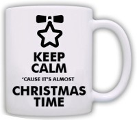 Muggies Magic Star Ornament Christmas Gift 11 Oz Ceramic-122 Ceramic Mug(325 ml) best price on Flipkart @ Rs. 449