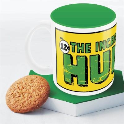 Marvel Comics Incredible Hulk  Officially Licensed Ceramic Mug